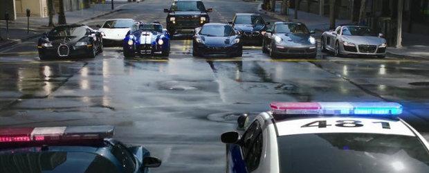 EA promoveaza noul NFS Most Wanted cu un spot absolut genial