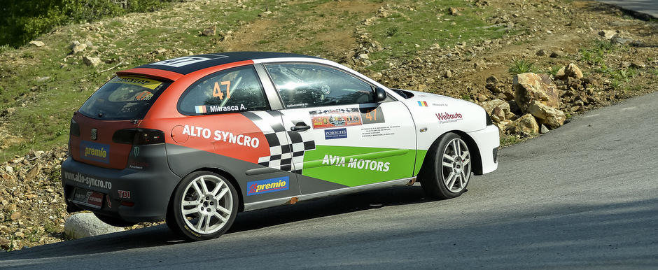 Echipa Avia Motors & Alto Syncro isi continua aventura in CNVC Dunlop 2013