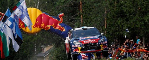 Echipa Citroen se intoarce pe asfalt in WRC