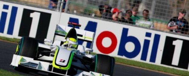 Echipa de F1 Brawn GP merge cu lubrifianti si carburanti Mobil 1