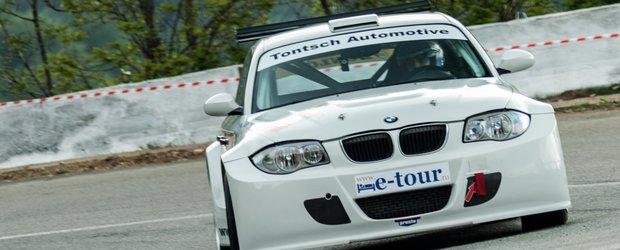 Echipa Tontsch Automotive a terminat cu bine etapa de la Ranca