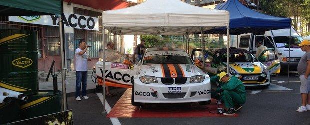 Echipa YACCO, la inaltime si la Trofeul Sinaia 2015