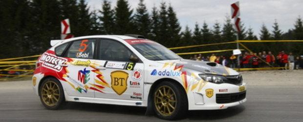 Echipajele Napoca Rally Academy au plecat spre Pitesti