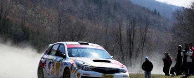 Echipajele Napoca Rally Academy pregatite pentru Raliul Targu Mures