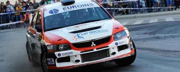 Echipajul Manu Mihalache / Eugen Rotaru e gata pentru Transilvania Rally