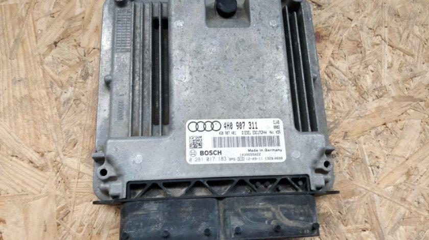 ECU Audi A8 3.0 TDI CLAB