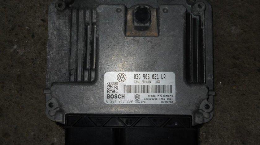 Ecu Bosch Cod 03g906021 Lr Vw Passat B6 1 9 Tdi 105 Ca