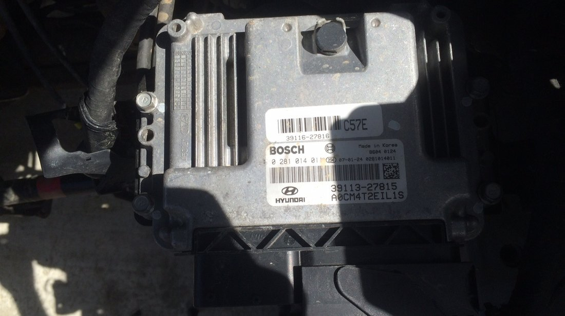 ECU Bosch Hyundai Santa Fe 2008 2.2Diesel