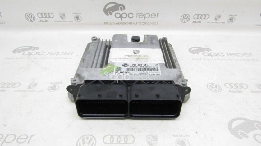 ECU - Caclulator motor Original 3.0 Diesel - Porsche Panamera (2010 - 2016) - Cod: 298907401