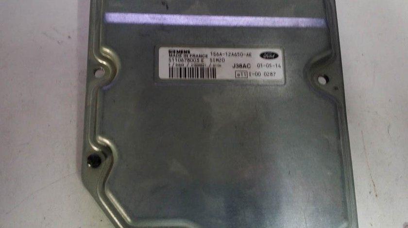 ECU Calculator 1S6A12A650AE motor Ford Fiesta