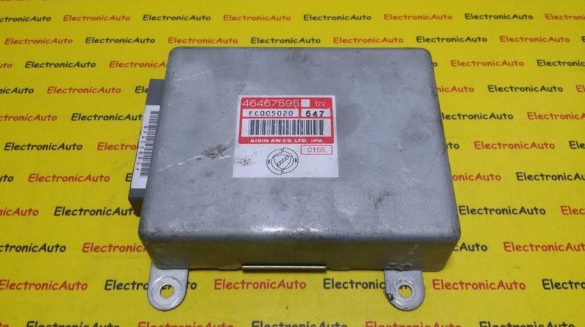 ECU Calculator Cutie De Viteza Fiat Bravo, 46467595, FC005020