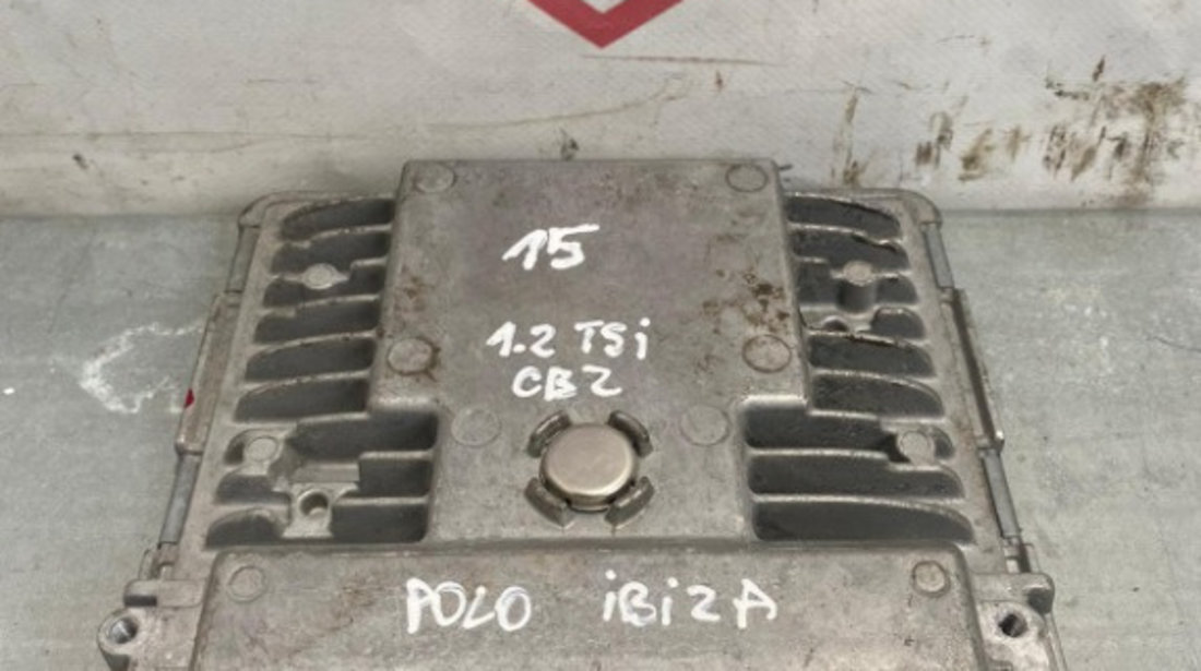 ECU Calculator motor 03F906070GR Seat Ibiza 6J 1.2 TSI CBZB 5WP44830