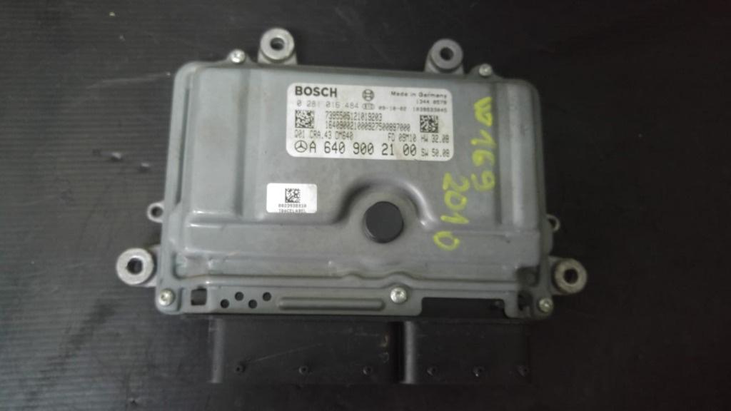 Ecu calculator motor 2.0 cdi mercedes a-class w169 a6409002100 0281015484