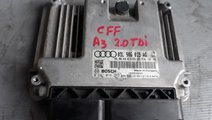 Ecu calculator motor 2.0 tdi cff vw passat cc b7 t...