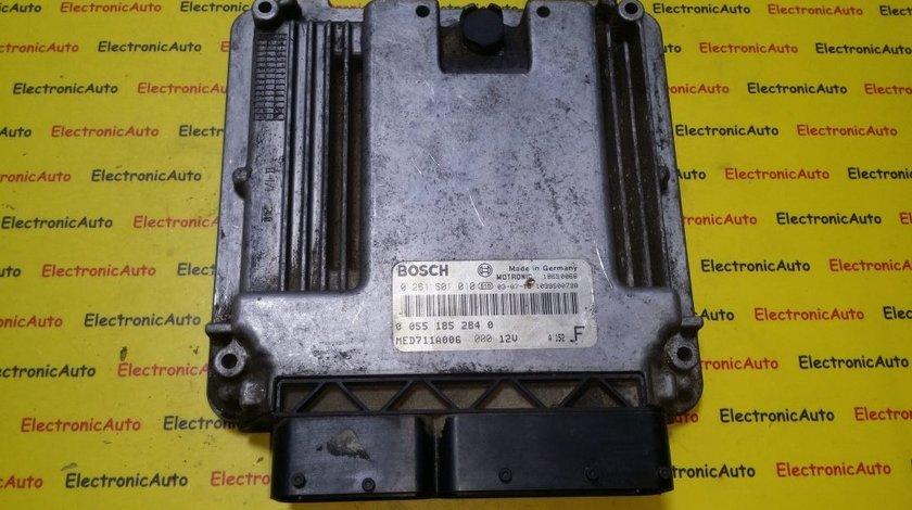 ECU Calculator motor Afla Romeo 156 2.0JTS 0261S01010