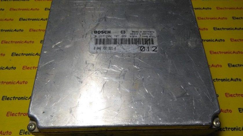 ECU Calculator motor Alfa Romeo 166 2.5 0261204707, 00467379210