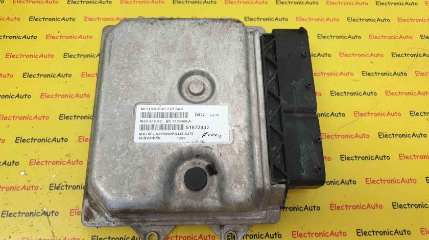 ECU Calculator Motor Alfa Romeo MiTo 1.3JTD, 51872442, MJD 8F2.A2, EU5
