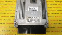 ECU Calculator motor Audi 3.0TDi, 8R0907401J, 0281...