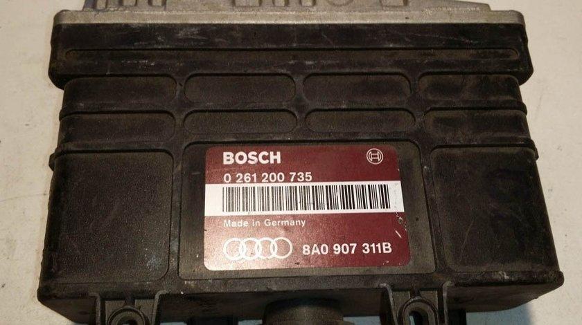 ECU Calculator motor Audi 80 2.0 8A0907311B 0261200735