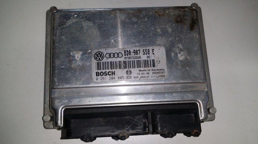 ECU Calculator motor Audi A4 1.8 0261204805