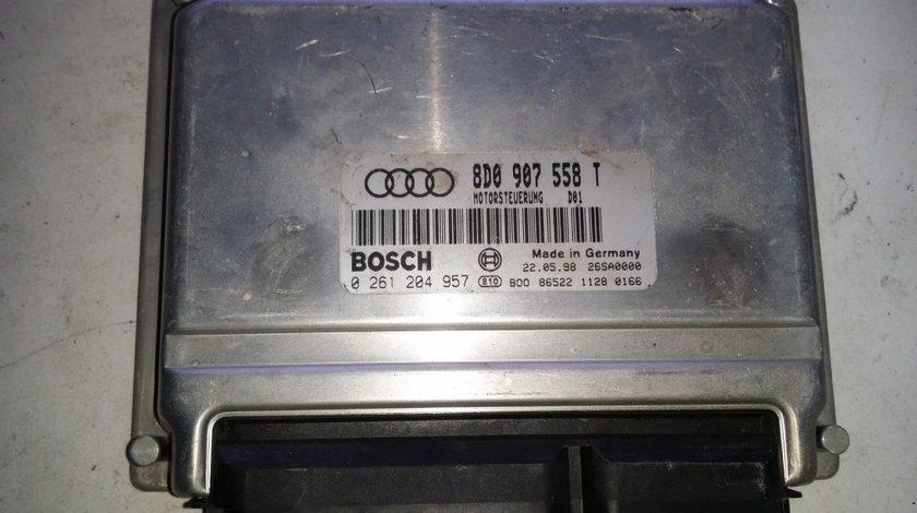 ECU Calculator motor Audi A4 1.8 0261204957 8D0907558T