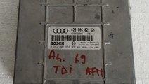 ECU Calculator motor Audi A4 1.9TDI 0281001658