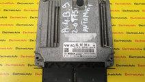 ECU Calculator Motor Audi A4 2.0TFSi, 0261S11842, ...