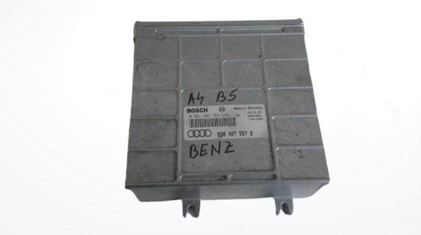 ECU / calculator motor Audi A4 B5 1.6 Benzina an fab 1997 cod 8D0907557B