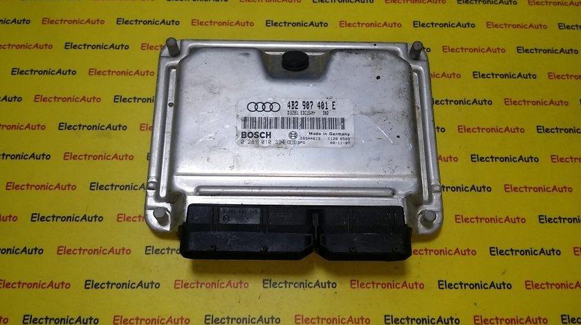 ECU Calculator motor Audi A6 2.5 tdi 0281010394, 4B2907401E