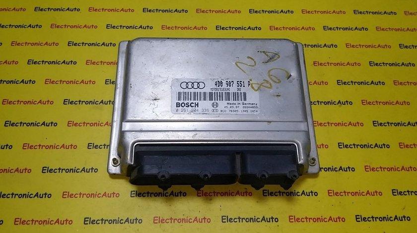 ECU Calculator motor Audi A6 2.8 0261204336, 4D0907551P