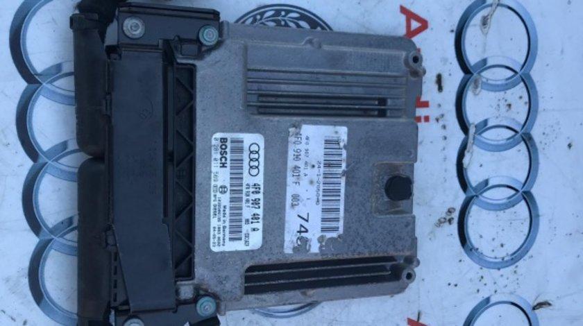 ECU Calculator motor Audi A6 4F C6 3.0 4f0 910 401 f