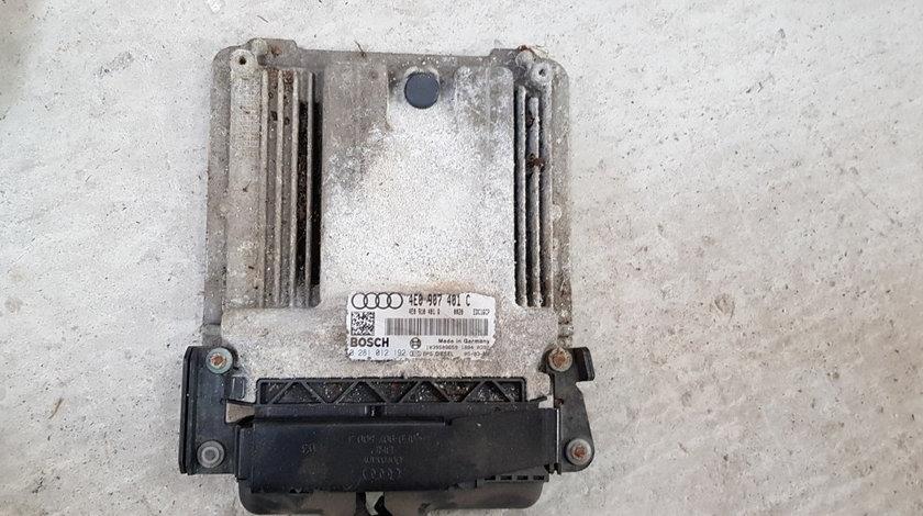 ECU Calculator motor AUDI A8 3.0 TDI ASB 2005 2006 2007