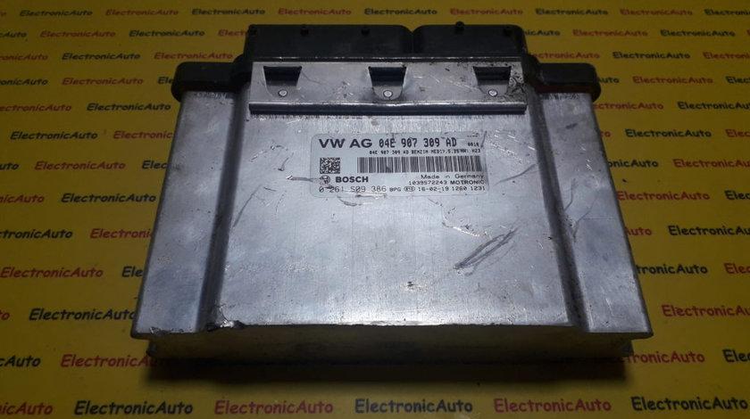 ECU Calculator motor Audi Q3 04E907309AD, 0261S09386
