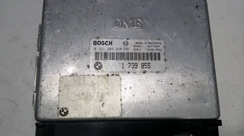 ECU Calculator motor Bmw 316 0261203660 1739855