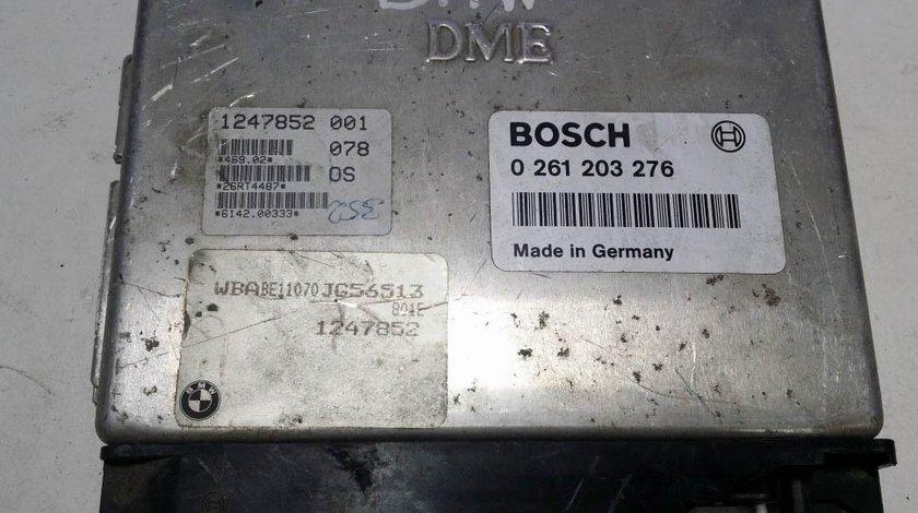 ECU Calculator motor Bmw 316i 0261203276 1247852