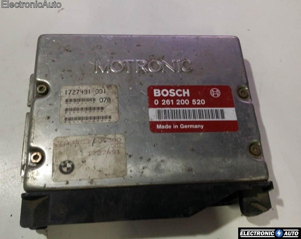 ECU Calculator motor Bmw 318 0261200520 1727491 M1.7 E36