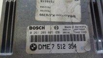 ECU Calculator motor Bmw 318i 2.0 0261209005 DME75...