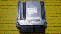 ECU Calculator motor Bmw 320D 0281010565, 7789327