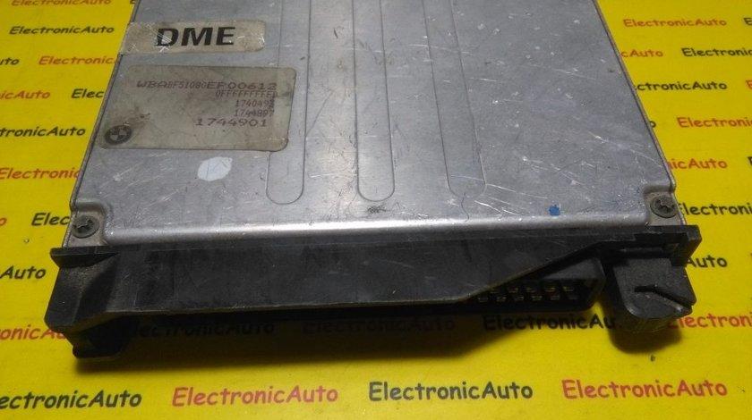 ECU Calculator motor Bmw 320i 5WK9015 1744897, 5WK9015