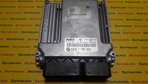 ECU Calculator motor Bmw 525 d 0281011120, DDE7795...