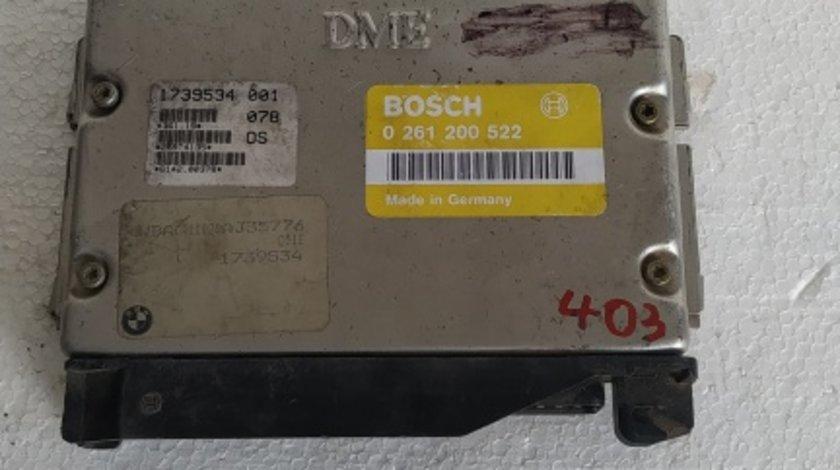 ECU Calculator motor Bmw E 36 316i cod 0261200522