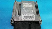 ECU Calculator Motor BMW E46 320D DDE7794624, 0281...