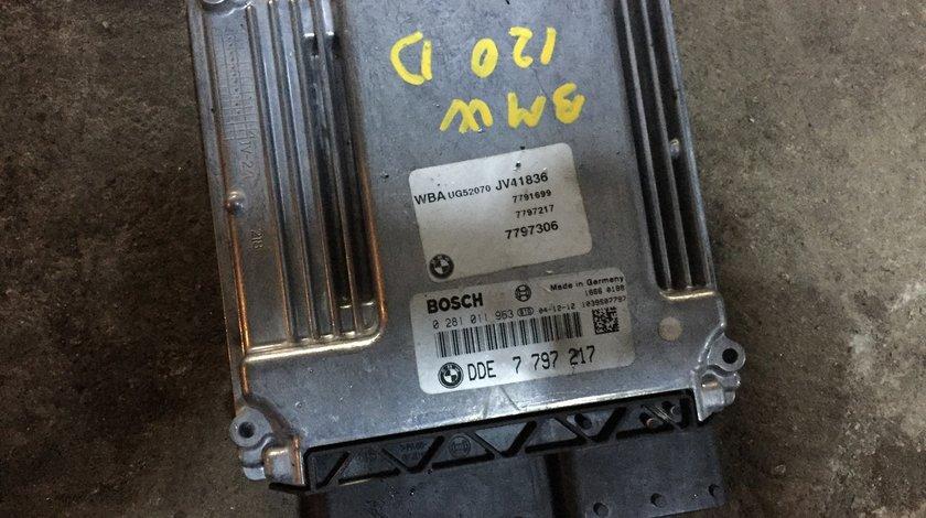Ecu Calculator motor BMW Seria 1 E87 120D 2004 2005 2006 2007