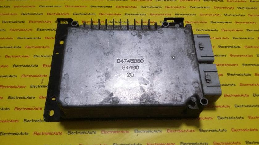 ECU Calculator motor Chrysler PT Cruiser P05033663AB, 05033663AB