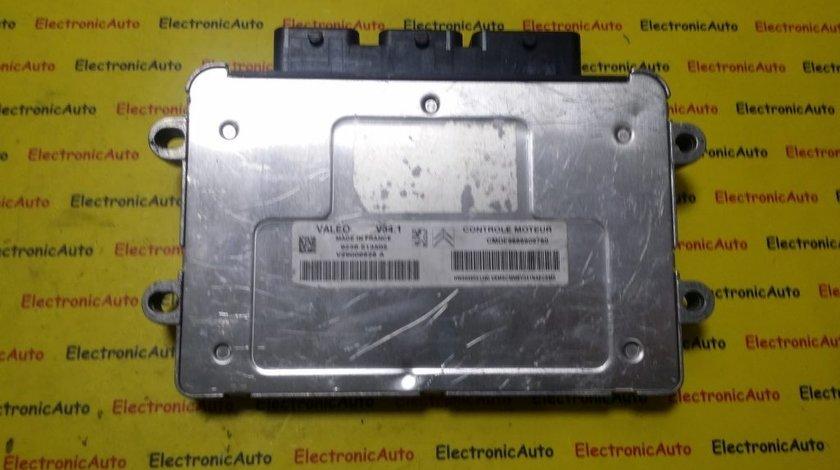 ECU Calculator motor Citroen C3 1.4 9666909780, V29006828A