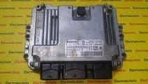 ECU Calculator motor Citroen C3 1.6HDI 0281011559, 9663850680
