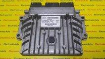ECU Calculator Motor Citroen C5 2.0 HDI, 966354818...