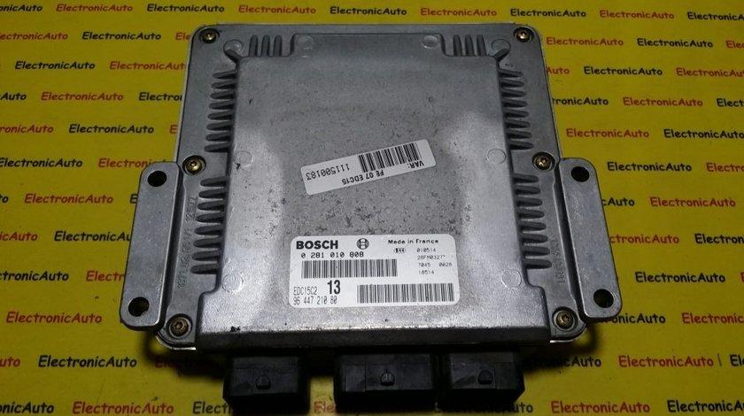 ECU Calculator motor Citroen C5 2.0HDI 0281010808, 9644721080
