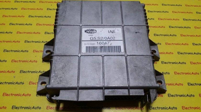 ECU Calculator motor Citroen G5S20A02, 16047