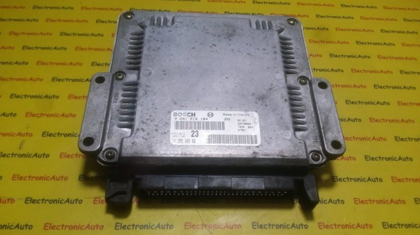 ECU Calculator motor Citroen Xantia 2.0 hdi 0281010164, 9635598680